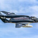 De Havilland Sea Vixen FAW.2 XP924 G-CVIX by Colin Smedley