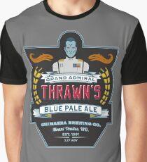 Grand Admiral Thrawn's Blue Pale Ale Graphic T-Shirt