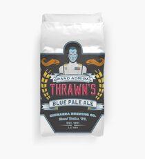 Grand Admiral Thrawn's Blue Pale Ale Duvet Cover