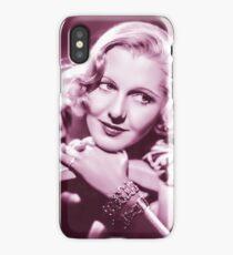 jean arthur old color iPhone Case/Skin