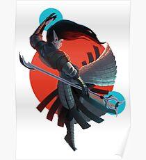 Queen Rava - Epic Fight Poster