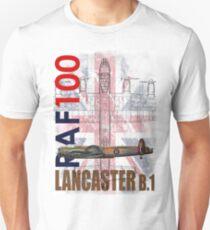 RAF 100 Years - Lancaster B.1 Unisex T-Shirt
