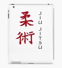jiujitsu iPad Case/Skin
