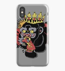 Conor McGregor Chest Tattoo Clean iPhone Case/Skin