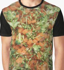 Veggies Graphic T-Shirt