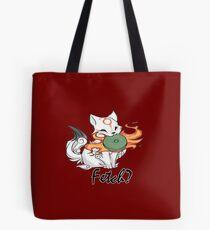 Chibi Ammy Fetch Tote Bag