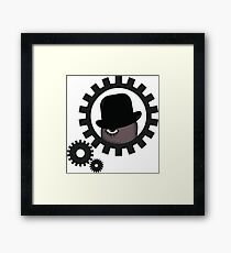 Clockwork Orange  Framed Print