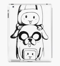 Adventure Time - Family Time iPad Case/Skin