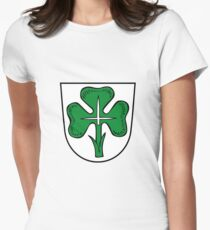 Fürth coat of arms Women's Fitted T-Shirt
