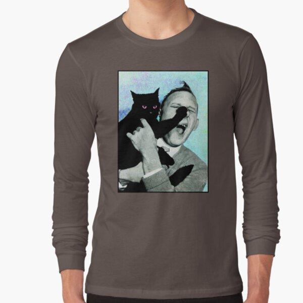 Evil Pussy  Long Sleeve T-Shirt