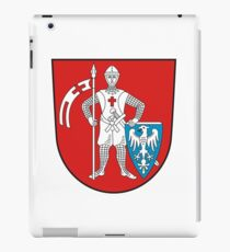 Bamberg coat of arms iPad Case/Skin