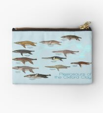 Plesiosaurs of the Oxford Clay, UK Studio Pouch