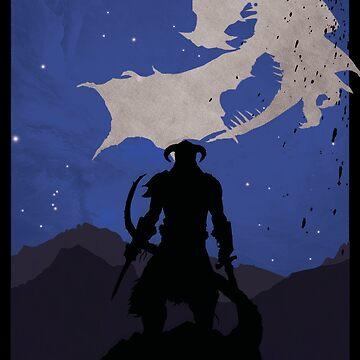 Dragonborn by graphicninja