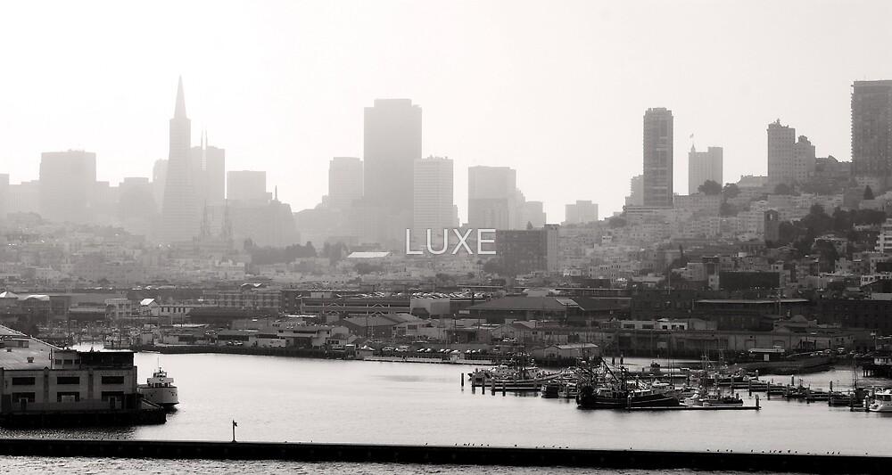 San Francisco Cityscape by Mark Stahl
