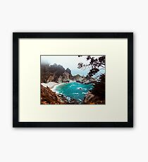 Julia Pfeiffer Burns State Park Framed Print