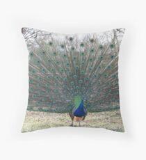 Mating Season Throw Pillow