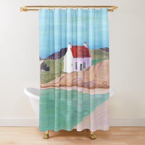 Hebridean Bay 2 Shower Curtain