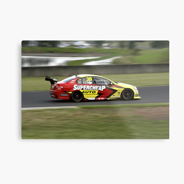 Russell Ingall Metal Print