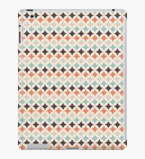 Colorful Retro Pattern 4 iPad Case/Skin