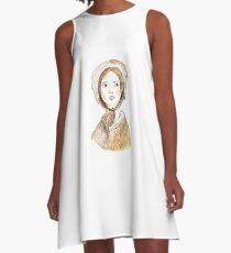 Victorian Lady A-Line Dress