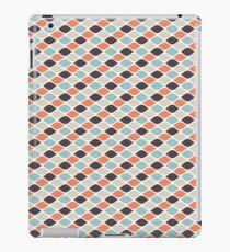 Colorful Retro Pattern 5 iPad Case/Skin