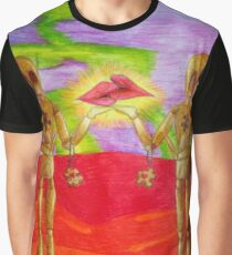 Wilderness Abstract Graphic T-Shirt