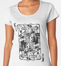 Artists Block Women's Premium T-Shirt