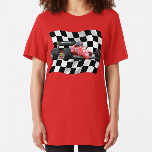 F1 Classic Slim Fit T-Shirt