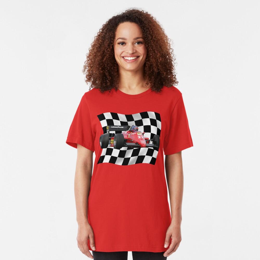 F1 Classic Slim Fit T-Shirt
