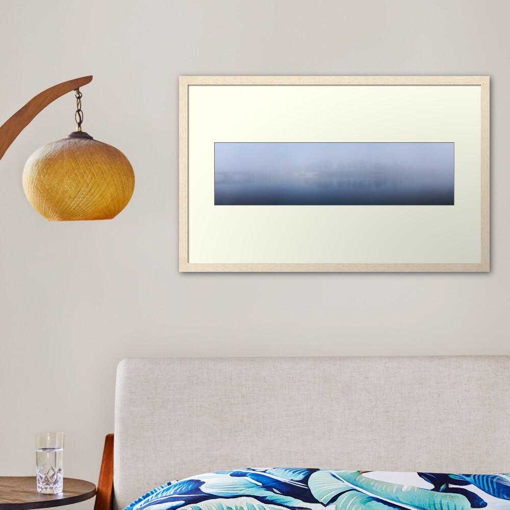 Yarmouth Belle Framed Art Print