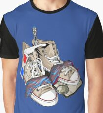 Doctor Who - Tenth Doctor  Graphic T-Shirt