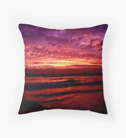 Canunda sky Throw Pillow