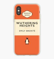 Pinguin Classics Wuthering Höhen iPhone-Hülle & Cover