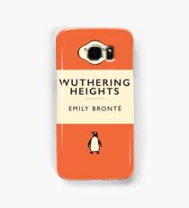 Penguin Classics Wuthering Heights Samsung Galaxy Case/Skin