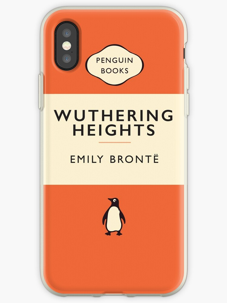 Penguin Classics Wuthering Heights by LiteraryGifts