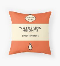 Penguin Classics Wuthering Heights Throw Pillow