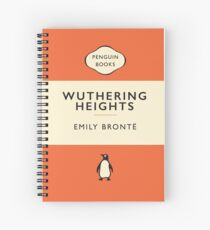 Penguin Classics Wuthering Heights Spiral Notebook