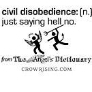 Civil Disobedience by Sol Luckman