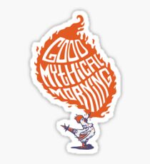 Good Mythical Morning Sticker