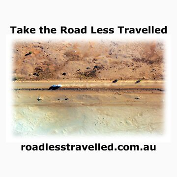 Oodnadatta Track Australian Outback - Take The Road Less Travelled by Neerav