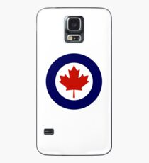 Roundel of the Royal Canadian Air Force Case/Skin for Samsung Galaxy
