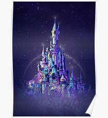 Magic Princess Fairytale Castle Kingdom Poster