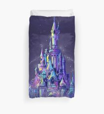 Magic Princess Fairytale Castle Kingdom Duvet Cover