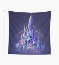 Magic Princess Fairytale Castle Kingdom Wall Tapestry