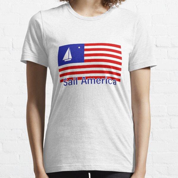 Sail America Essential T-Shirt