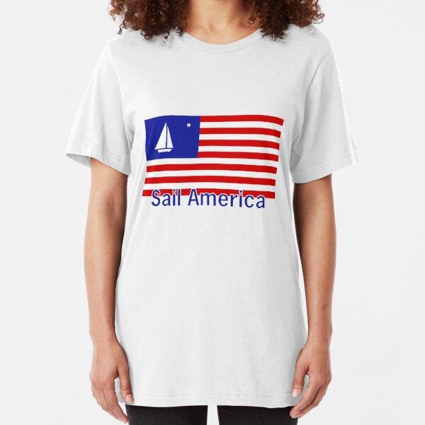 Sail America Slim Fit T-Shirt