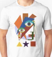 Bowie Bauhaus ONE T-Shirt
