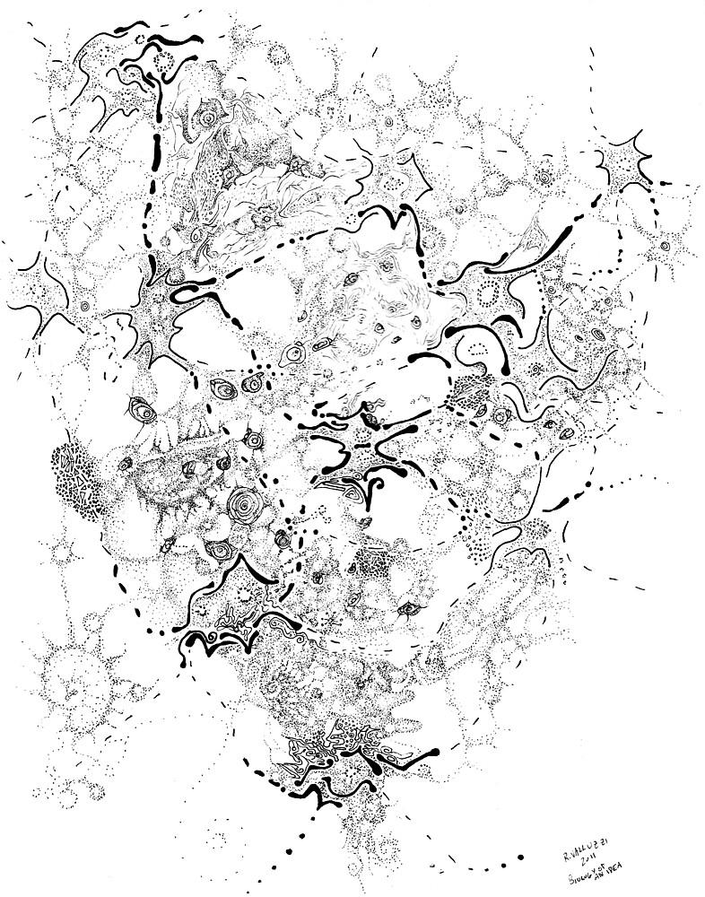 Biology of an Idea by Regina Valluzzi