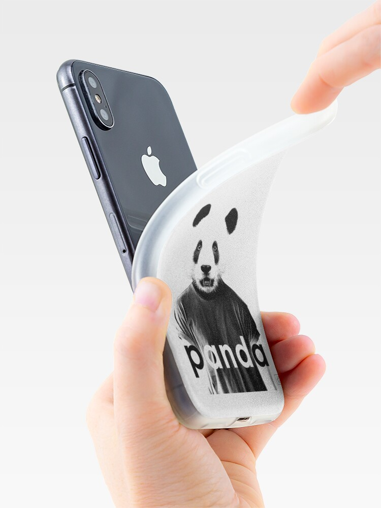 Alternate view of JACK BUCK PANDA OFFICIAL MERCH iPhone Case & Cover