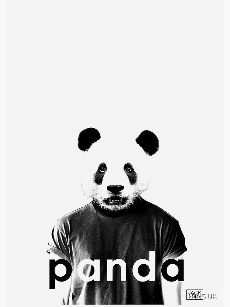 JACK BUCK PANDA OFFICIAL MERCH by EMAGICSTUDIOS